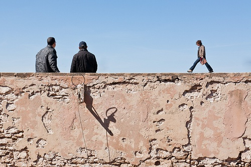 Walls of Essaouira