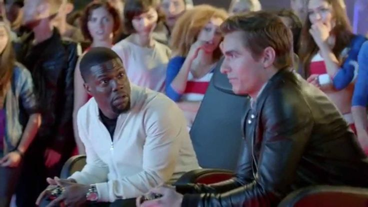 Madden NFL 15 commercial with Kevin Hart & Dave Franco (i still find this ad SUPER hilarious)