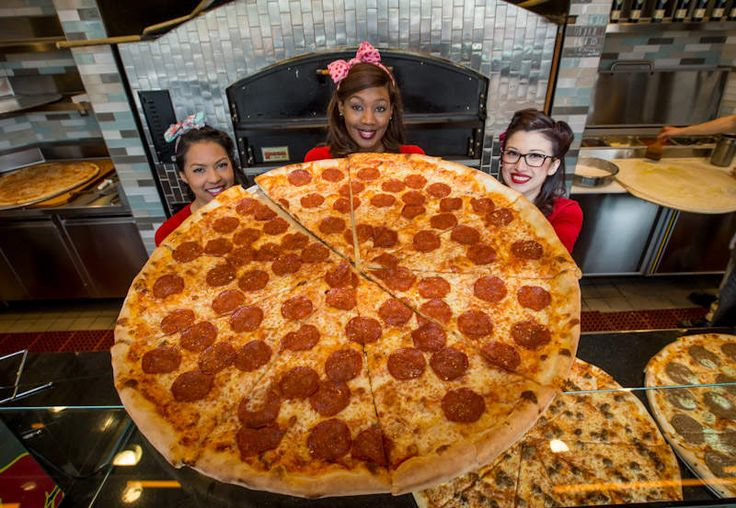 Pin-up Pizza Las Vegas