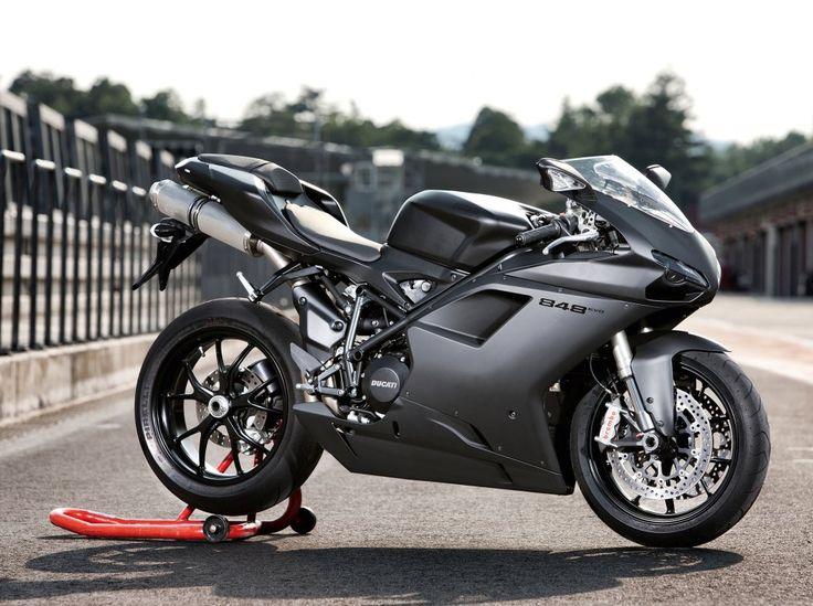 Italian engineering at its finest, Ducati 848 EVO
