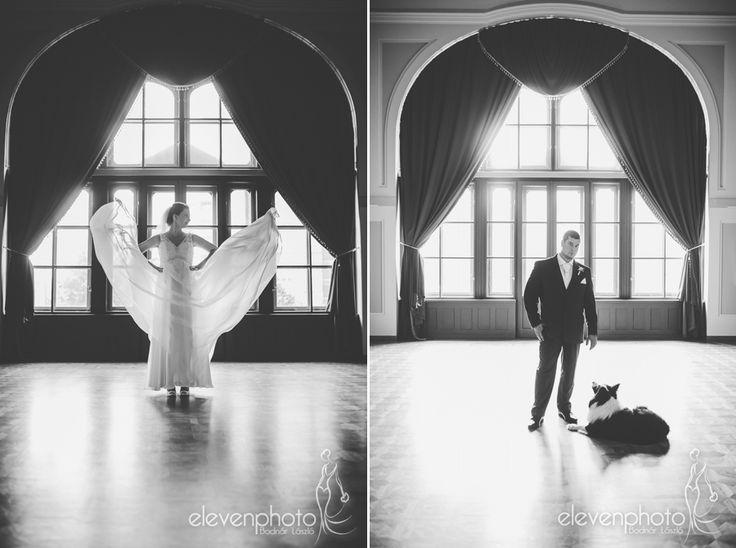 Zsuzsival és Csabival a gödöllői kutyaiskolában ismerkedtünk össze évekkel ezelőtt és azóta is jó barátságban vagyunk. Ezért volt egyértelmű számomra, hogy nem engedhetem hogy más legyen a fotósuk :)Ugyan a 2015-ös szezon elején volt az esküvő, de még most is öröm… Weddings in Hungary. Wedding photographer