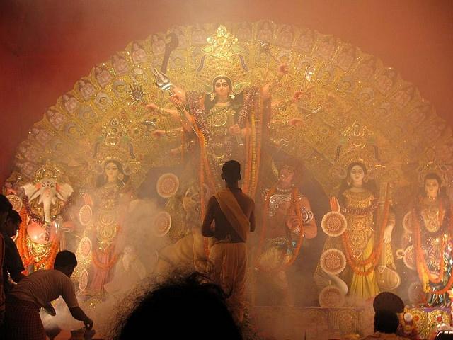 Durga Puja   Kolkata, West Bengal   India