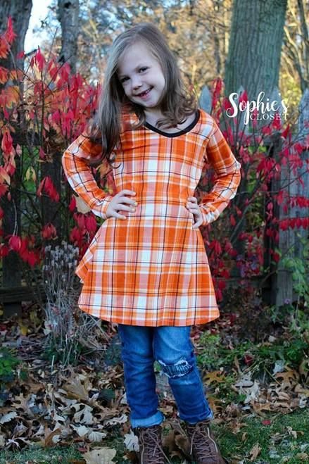 Girl's Sweetie Tunic & Dress Pattern