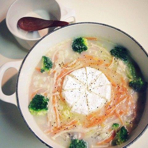 この冬大注目のレシピ「ニンニク塩バター鍋」と「チーズミルフィーユ鍋」がおいしそう!