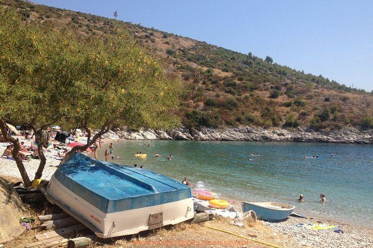 Secret Croatia our top 5 family friendly spots, 2 Jelsa, Hvar. www.mywelltraveledfriend.com