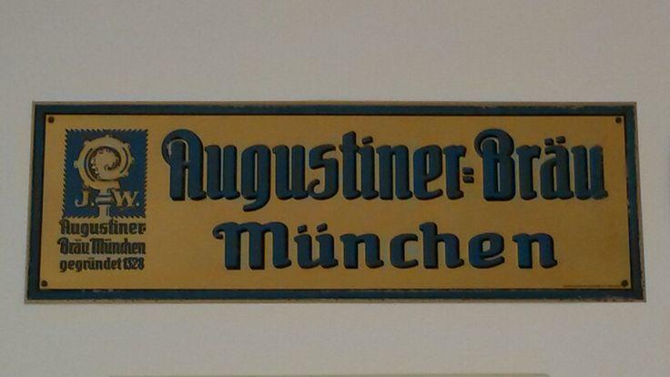 #Augustiner Bräu München
