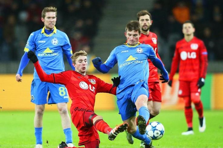 Champions League: Bayer 04 Leverkusen vor Aus in der Königsklasse