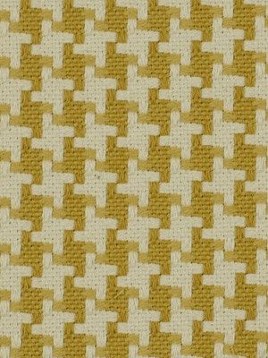 Yellow Houndstooth Fabric By The Yard. By PopDecorFabrics On Etsy, $42.00