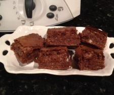 Cadburys Top Deck Chocolate Slice | Official Thermomix Recipe Community