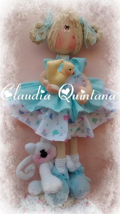 Muñeca y sus amigos