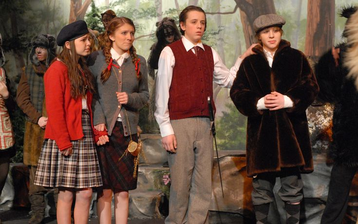 """Rosco Gels Turn The Mythical Into Magical! - Lighting designer Zach Burgess describes how he was able to use Roscolux color filters to bring the magical world of Narnia to life for a production of """"The Lion, the Witch and the Wardrobe."""""""