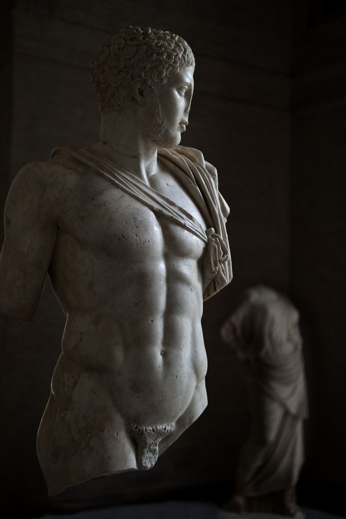 Diomedes I - c 430 BC Copy dating from the Roman Period München, Glyptothek | Egisto Sani - Flickr.com