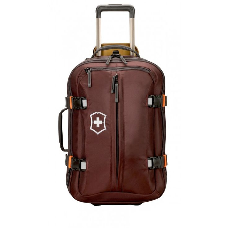 Victorinox Ch 22 Expandable Wheeled U S Carry On