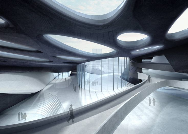 249 best Zaha Hadid images on Pinterest Contemporary