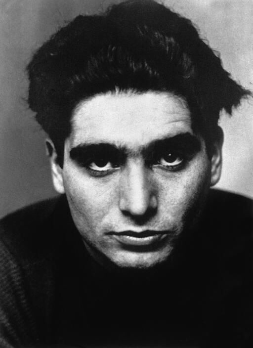 10/22- Happy Birthday, Robert Capa, Hungarian-born photographer, 1913-1954.