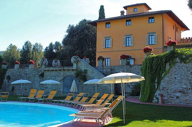 Villa Campomaggio // in the Chianti countryside, Italy