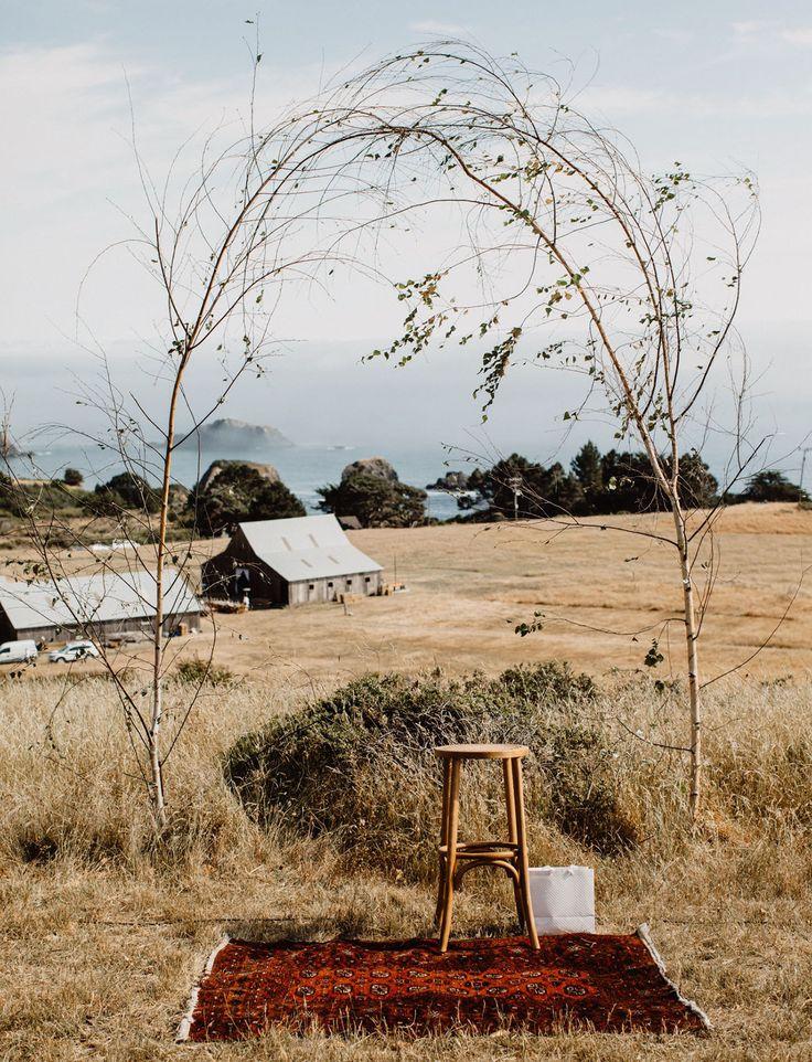 coastal california wedding branch backdrop    #weddingbackdrop #bohowedding