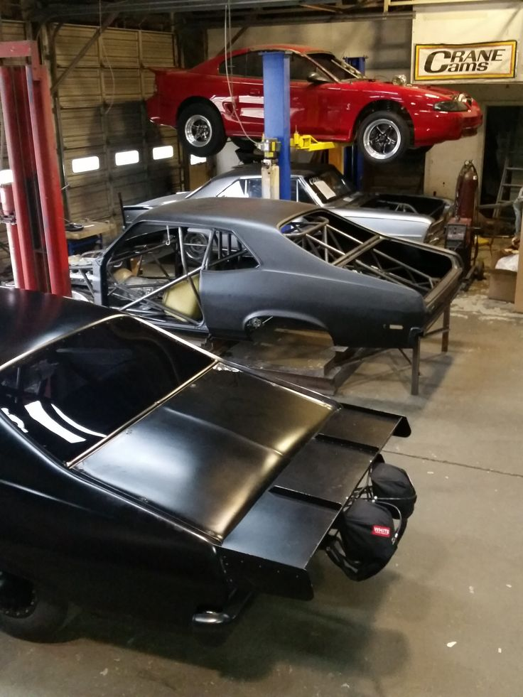 Exclusive First Look: Murder Nova 2.0 at Don Dial Race Cars. http://www.dragracingscene.com/news/exclusive-first-look-murder-nova-2-0-at-don-dial-race-cars/