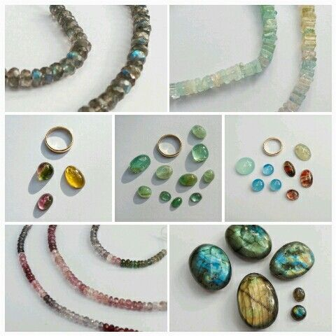 We have new stones! Come visit our store, and see our collection of stones. We can design a ring, necklace, pendant or earrings with a beautiful stone for you. www.hoogenboombogers.com