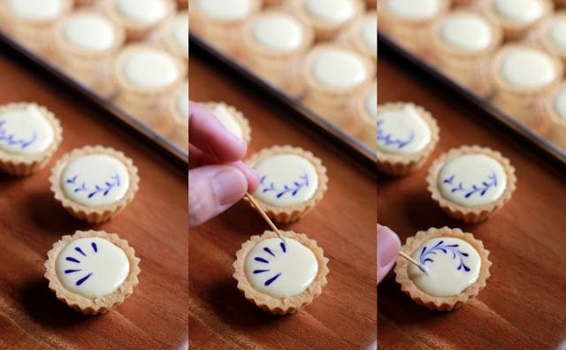 masam manis: BLUBERRY CHEESE TART dan step by step