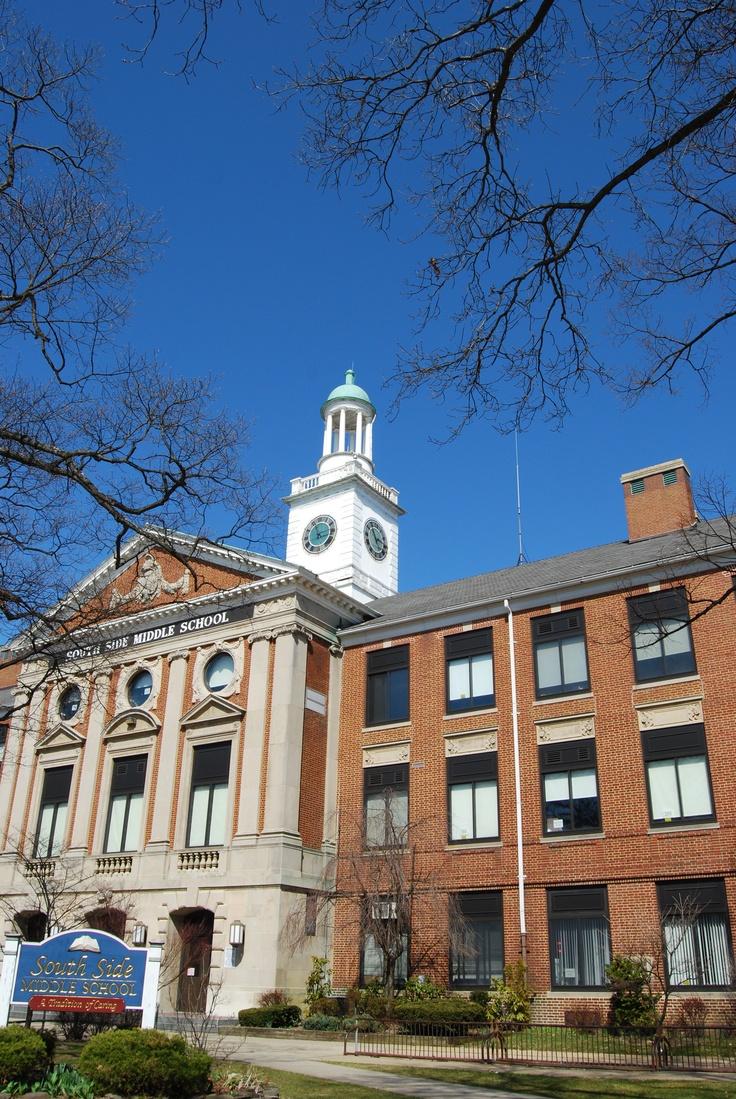 New york nassau county rockville centre - South Side Middle School Rockville Centre Ny