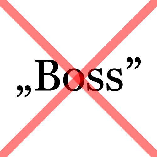 """Fara """"Boss"""""""
