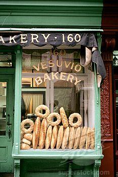 Vesuvio Bakery  - Soho, NYC