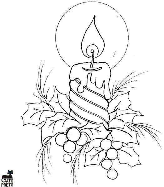 dessin Les Parties Noël á imprimer 376