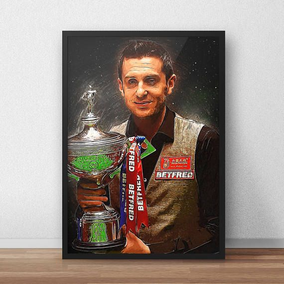 Mark Selby Poster