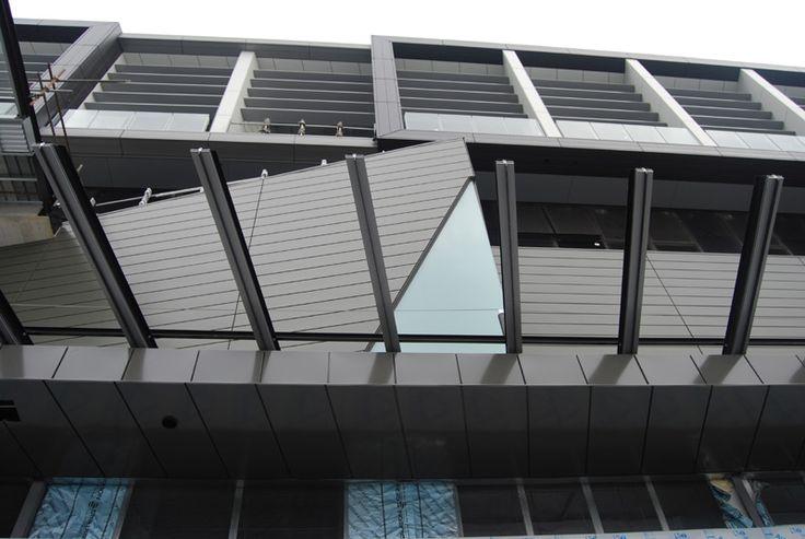 south wharf Interlocking panel