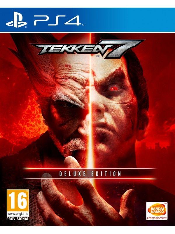 PRE-ORDER: Tekken 7 Deluxe Edition (PS4)