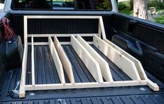 bike rack for truck bed - Google Search                                                                                                                                                                                 More