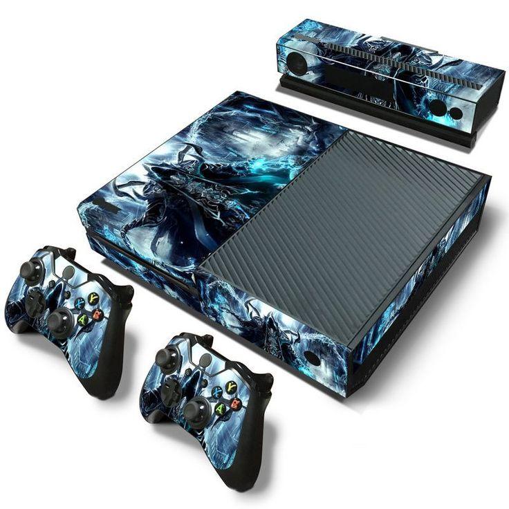 Xbox One Console Skin - Diablo Console Skin Collection