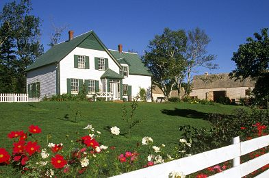 Anne of Green Gables Heritage Place (Route 6 in Cavendish, Prince Edward Island, Canada)