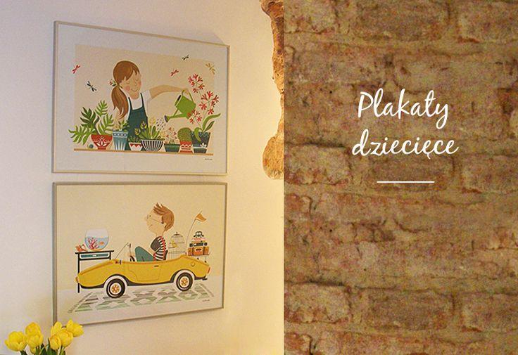 Ilustrownik blog: Plakaty dla dzieci