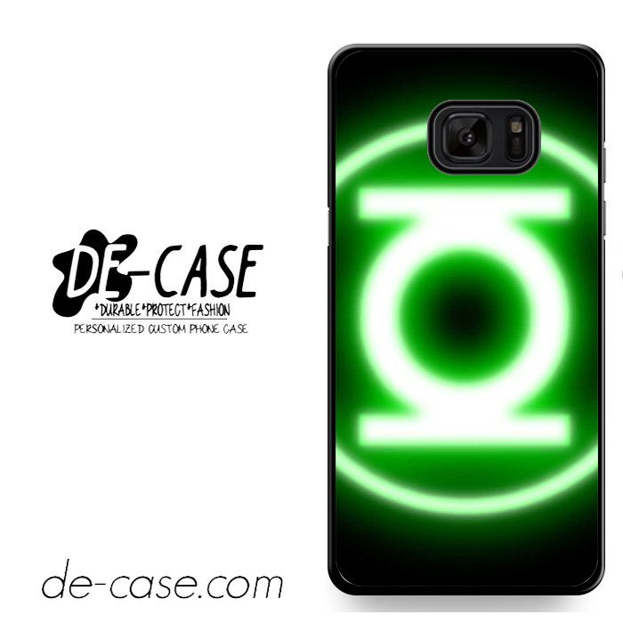 Green Lantern Symbol DEAL-4876 Samsung Phonecase Cover For Samsung Galaxy Note 7