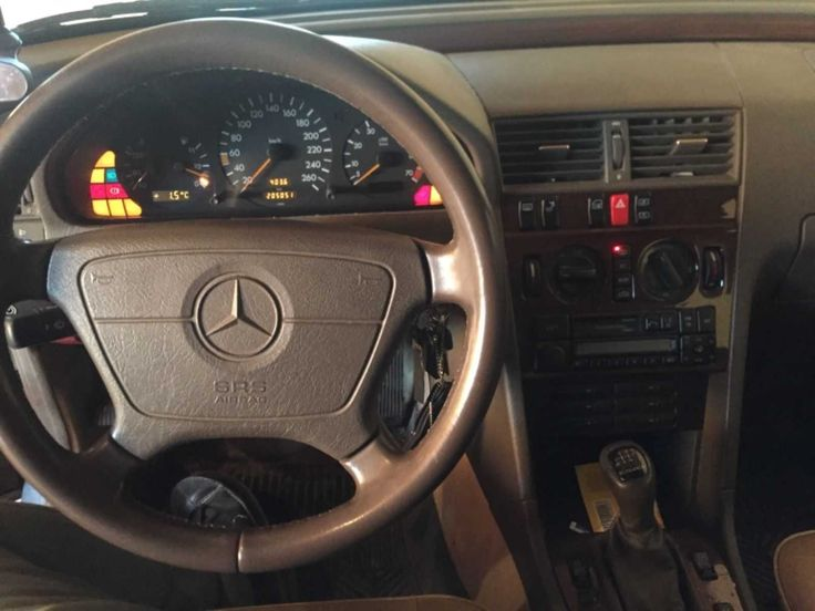 Mercedes-Benz C280 Elegance 1.Hand !
