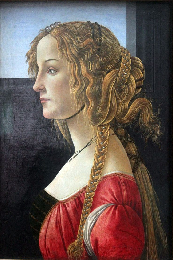 sandro botticelli and the portrayal of women