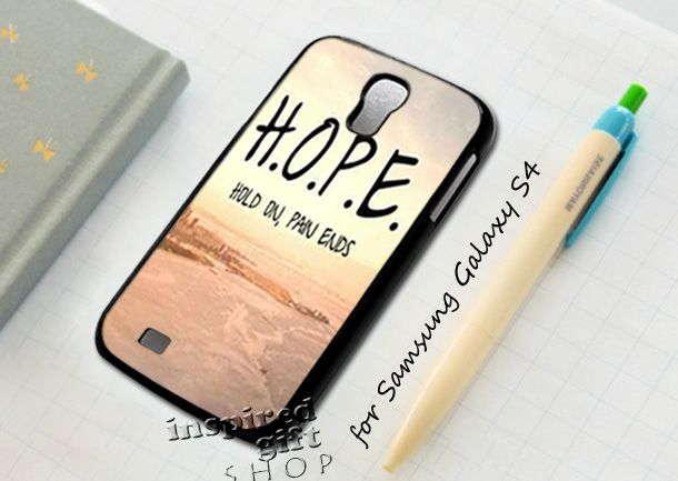 Hold on pain ends - design case for