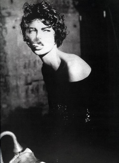 Linda Evangelista by Steven Meisel, 1990/91