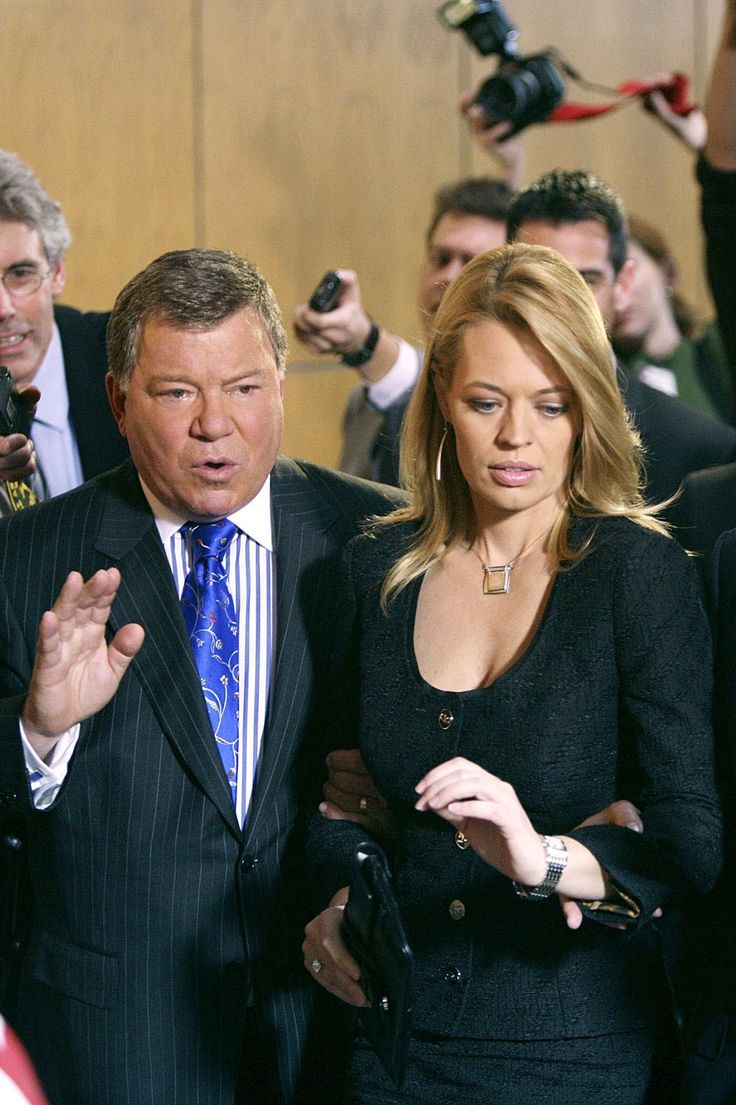 just you know Captain Kirk representing Seven of Nine in court.