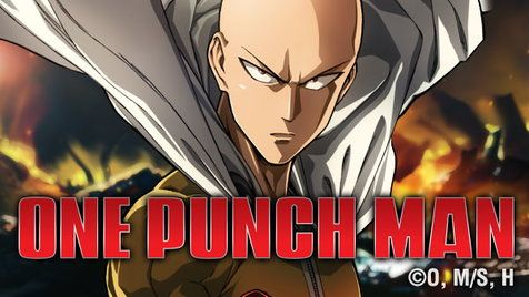 ONE PUNCH MAN S01 VF