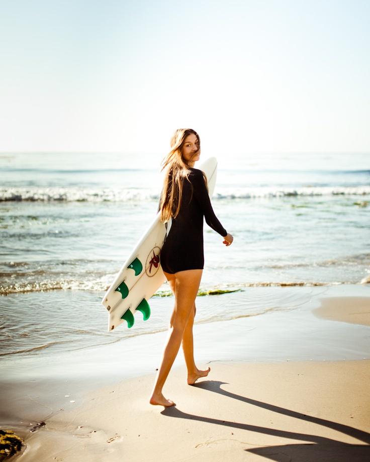 Tanya Radulovich #surf #malibu