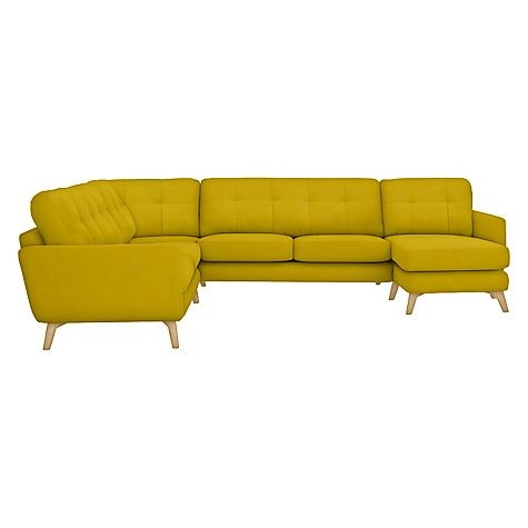 Buy John Lewis Barbican Corner End Sofa with RHF Chaise Unit Online at johnlewis.com