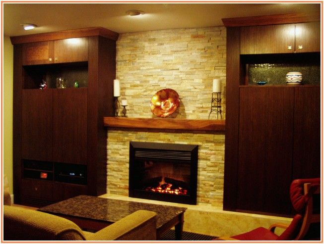 9 best Stone Fireplaces images on Pinterest | Fire places ...