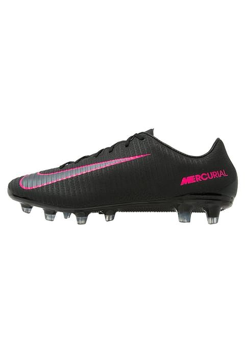 Nike Performance MERCURIAL VELOCE III AGPRO - Football boots - black/pink blast for £89.99 (26/11/16) with free delivery at Zalando