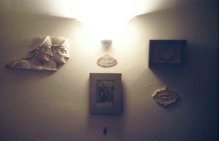 Muro del risveglio #art #homedecor #decoration