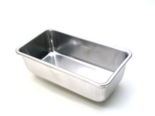 Kitchen Supply Toaster Oven Loaf Pan 7.5-inch by 3.75-inch by 2.25-inch : Amazon.com : Kitchen & Dining