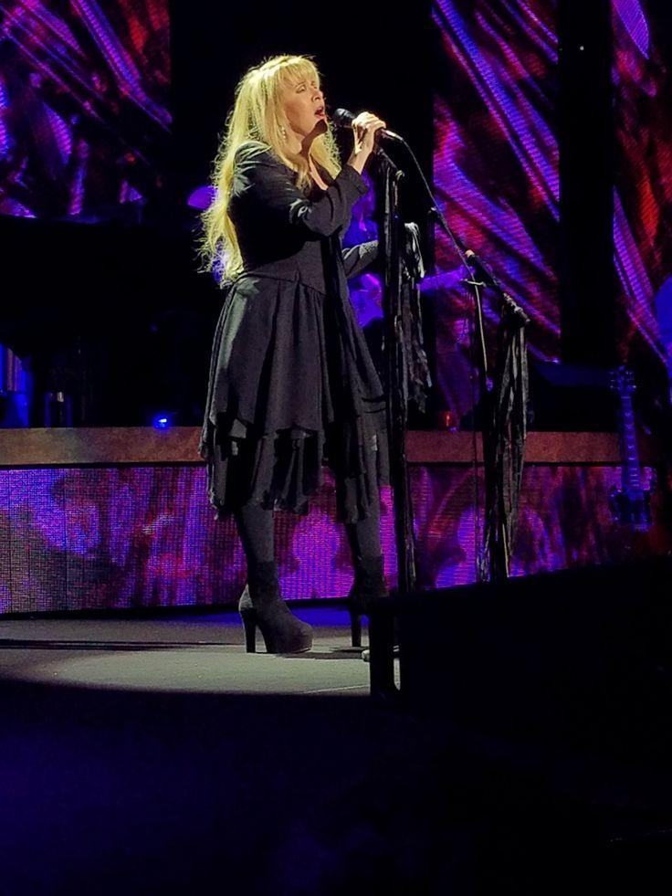 "xeleveneleven: ""Stevie Nicks - 24 Karat Gold Tour Philips Arena - Atlanta, GA November 6, 2016 """