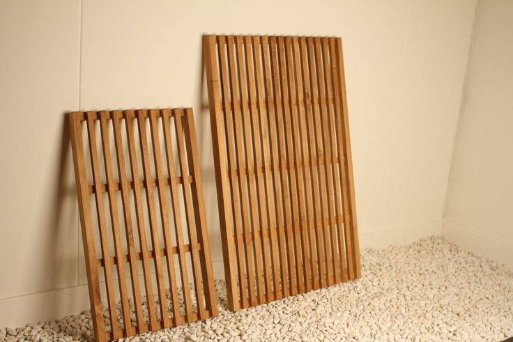 Topkwaliteit badkamermeubels bij Djati – Teakhouten badkamermeubelen - Badmat 60